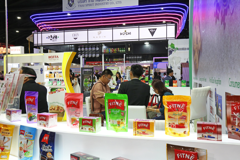 NCP นำผลิตภัณฑ์คุณภาพระดับโลก ร่วมงาน THAIFEX-World of Food Asia 2019